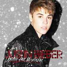 JUSTIN BIEBER - UNDER THE MISTLETOE: DELUXE EDITION CD & DVD SET