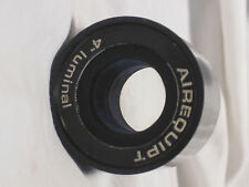 "Vintage AIREQUIPT 4"" luminal projector projection lens replacement part"