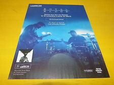 ROYAL BLOOD - Live sur Deezer - Publicité de magazine / Advert !!
