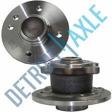 Pair: 2 New REAR 2002-06 Mini Cooper ABS Complete Wheel Hub and Bearing Assembly