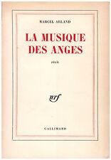 ARLAND Marcel - LE MUSIQUE DES ANGES - 1967