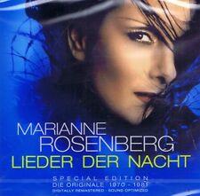 MUSIK-CD NEU/OVP - Marianne Rosenberg - Lieder der Nacht - Special Edition