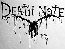 ART PRINT Poster Manga Anime Death Note texte Scrawl DEMON nofl0037