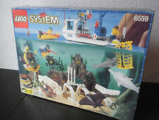 Lego Set 6559 Deep Sea Bounty mit Verpackung / with OVP