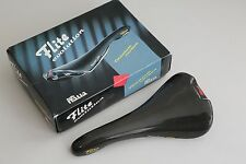 Selle Italia Flite Evolution carbon saddle NOS vintage titanium Made in Italy