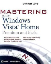 Mastering Microsoft Windows Vista Home: Premium and Basic-ExLibrary