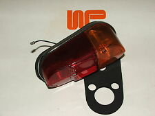 CLASSIC MINI - MK1 SALOON REAR LAMP ASSEMBLY LH...13H223...Also Fits MGA