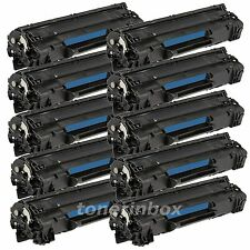 10PK ST-283A Black Toner For HP CF283A 83A LaserJet Pro MFP M127fn M127fw M125nw
