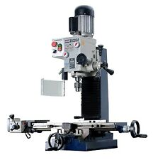 """Bolton Tools 27"""" x 7 1/16"""" Bench Top Milling Machine with Power Feed ZX32GP"""