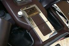 Chrome Dash Top Accents for Honda Goldwing GL1500, all (15673-159C)