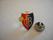 a1 BASEL FC club spilla football calcio fussball pins svizzera switzerland