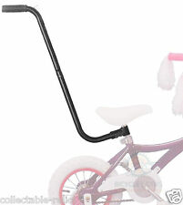 "Guidance Push Handle Bar Kids Trike Tricycle Bike Bicycle Steerer 12 16 20"" 7257"