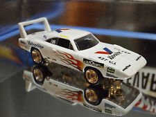 Hot Wheels Special Custom '69 DODGE CHARGER DAYTONA Drag Car with Real Riders