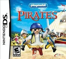 Playmobil Pirates (Nintendo DS, 2009) GAME ONLY NICE SHAPE WORKS WELL NES HQ