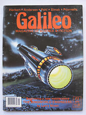 U.S.A. SF Magazine - GALILEO No. 13 July 1979 – Connie Willis