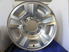 2007/2010 Chevy Silverado 2500 GMC Sierra 8 Lug Factory Alloy Wheel PN# 9595858