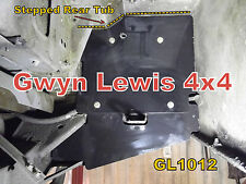 Land Rover Defender 90 110 130 Rear Cross Member GL1012 Mud Shield Mud Flap