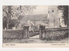 Penn Church Buckinghamshire Vintage Postcard Symonds Bros 761a
