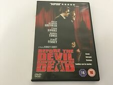 Before The Devil Knows You're Dead (DVD, 2008) 5017239195686