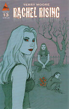 US comic pack Rachel Rising 13-18 Terry Moore Abstract