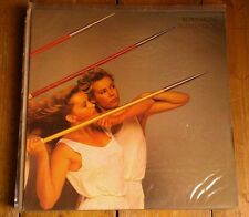 ROXY MUSIC - FLESH + BLOOD LP POLH 002 POLYDOR 1980 VG+!