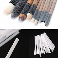 20Pcs Cosmetic Make Up Brush Pen Netting Cover Mesh Sheath Protector Guards HOT