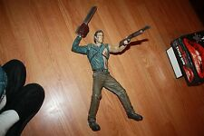"Mcfarlane 2001 Army of Darkness ASH Evil Dead Action 18"" Figure Loose Neca"