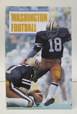 1986 UNIVERSITY WASHINGTON HUSKIES football Media Press Guide