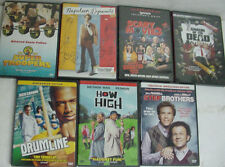 LOT x7 DVDS shaun dead scary movie 3 napoleon dynamite super troopers how high