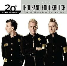 Thousand Foot Krutch - Millennium Collection: 20th Century Masters [CD New]