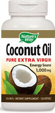Coconut Oil - 120 Softgels - Nature's Way
