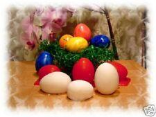 3x  Gießform für Eier  Osterhase    Ostern Gießformen basteln latexform
