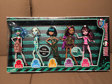 Monster High Skull Shores 5 Pack Target Exclusive Frankie Cleo de Nile Clawdeen