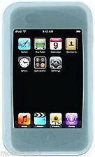 Bleu silicone souple peau/case/housse pour apple ipod touch 1st première génération