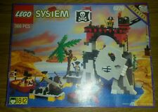Lego System 6279 PIRATES SKULL ISLAND New MIB
