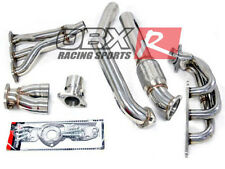 OBX Custom HEADER EXHAUST 97 98 99 00 01 02 03 PONTIAC GRAND PRIX GTP 3.8L SC