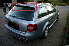 AUDI A6 C5 AVANT / ESTATE REAR ROOF SPOILER NEW