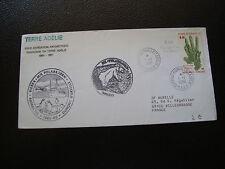 TAAF - enveloppe 1/1/1986 (cy66)