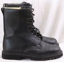 C.O.R.P. INC 92657 German Ranger Steel Toe Military Boots Plain Toe Men's US 8 R