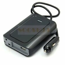 200W Watt Car Power Inverter DC 12V to 220v AC Adapter Converter Laptop Charger