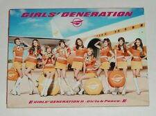 SNSD GIRLS' GENERATION II ~Girls & Peace~ JAPAN First Limited CD+DVD+Booklet