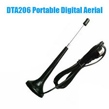 NEW DTA206 Digital Extendable TV Antenna - Portable Indoor/Outdoor Aerial UK