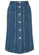 MIH Made In Heaven Denim Skirt Simone Size XS & S NEW £235