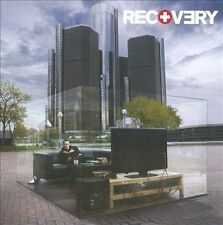 FREE US SH (int'l sh=$0-$3) NEW CD Eminem: Recovery Clean