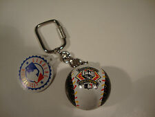 NEW 1994 Pittsburgh Pirates All Star Game Mini Baseball Heavy Key Chain 125th