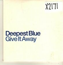 (CP96) Deepest Blue, Give It Away - DJ CD