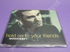 """5"""" Maxi CD Morrissey - Hold on to your friends (I-078) 2 Tracks UK 1994"""