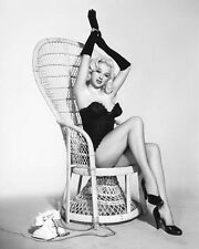 DIANA DORS beautiful promo still - (c135)