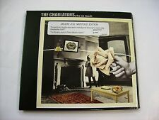 CHARLATANS - WHO WE TOUCH - 2CD DELUXE EDITION 2010 LIKE NEW CONDITION