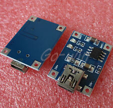 2pcs 5V Mini USB 1A Lithium Battery Charging Board Charger Module